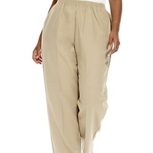 Alford Dunner pull on pants with pockets